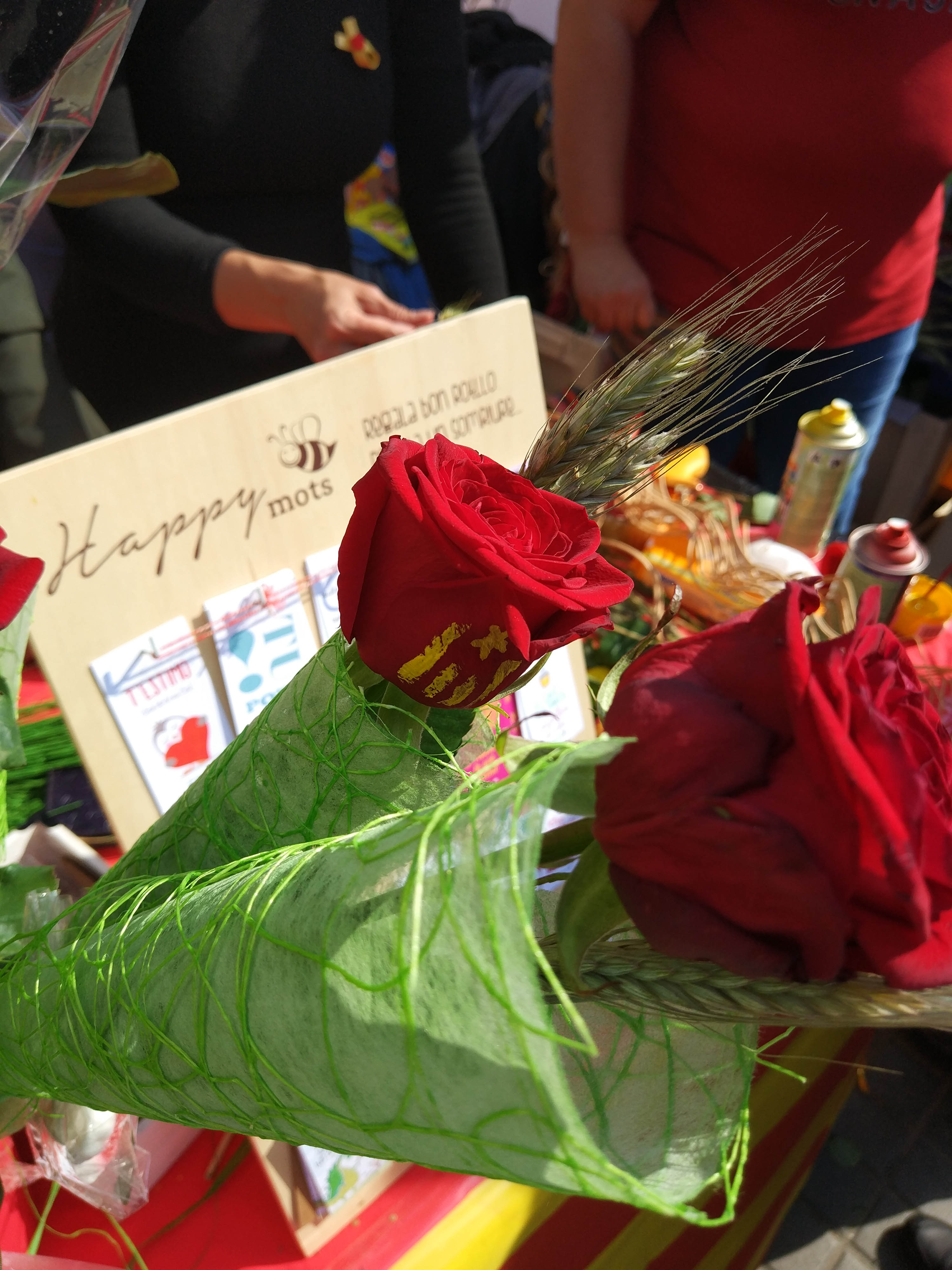 Sant Jordi Happy Mots