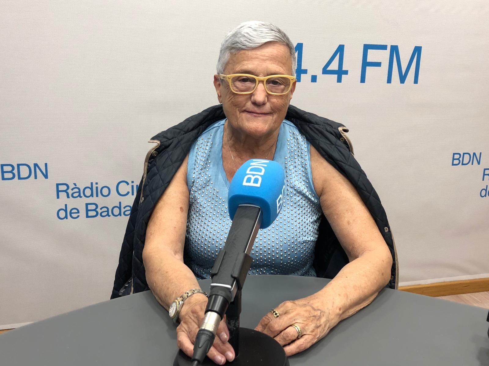 Entrevista Montserrat Juvanteny